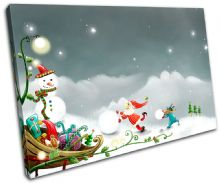 Santa Decoration Xmas Christmas - 13-2249(00B)-SG32-LO